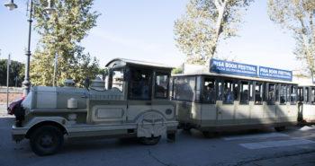 Pisa Book Train