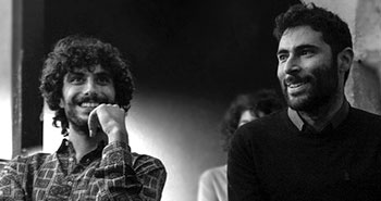 Vincenzo Del Vecchio e Marino Amodio