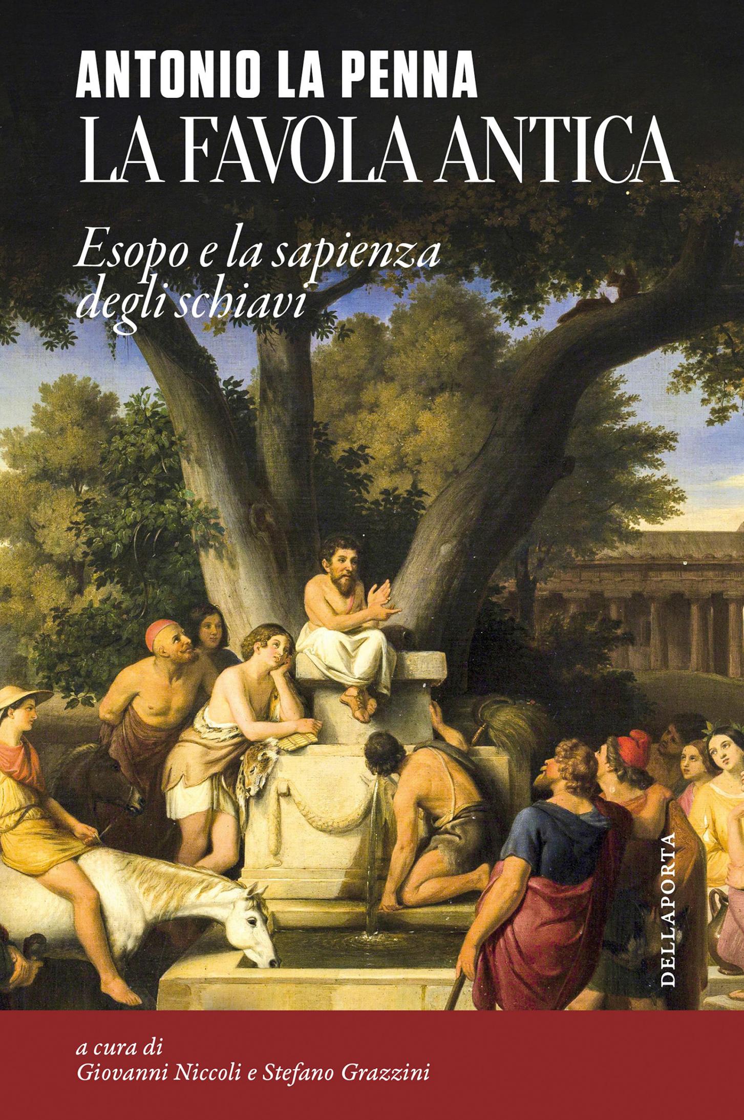 La_favola_antica_Antonio_La_Penna